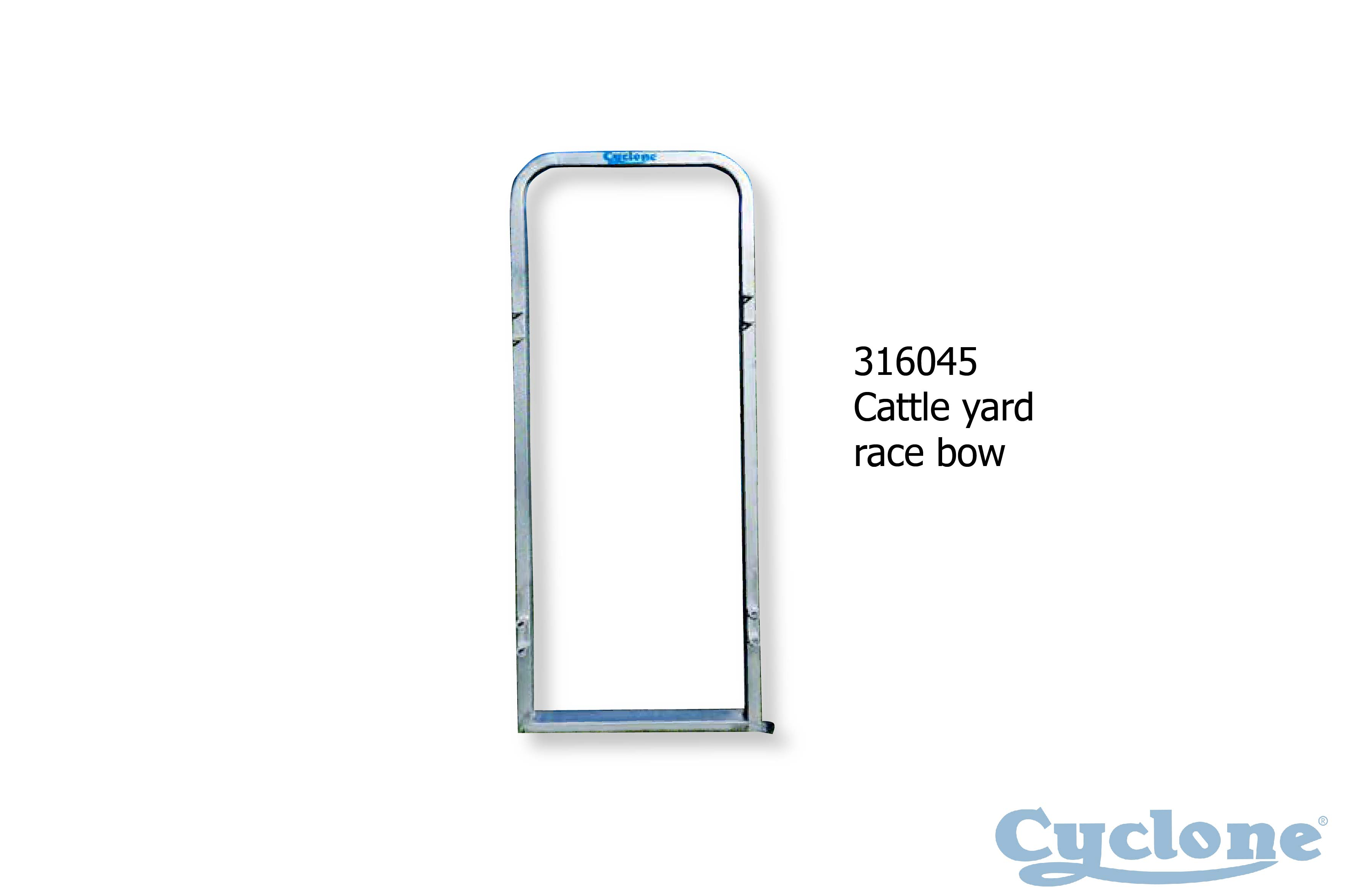 Cyclone Cattle Yard | cattle yard race bow