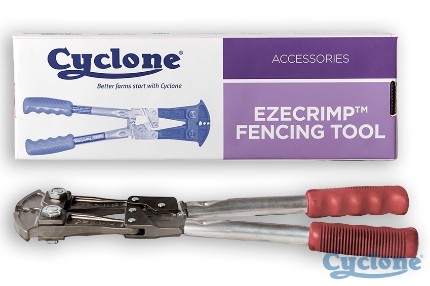 Cyclone ezecrimp tool