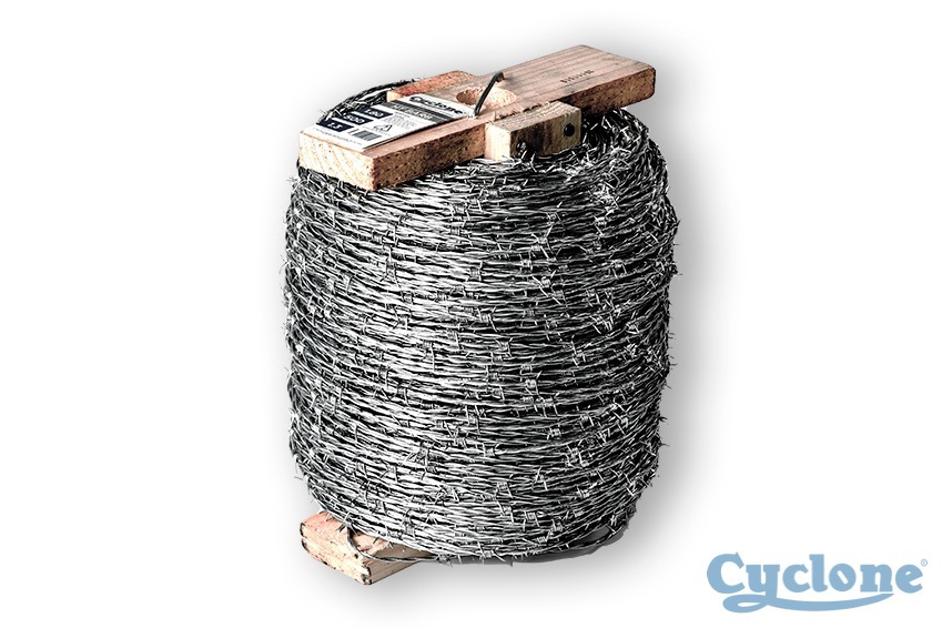 Cyclone High Tensile barbed wire
